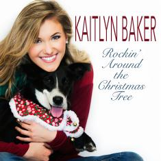 country singer kaitlyn baker gets into the holiday spirit with a jazzy version of the brenda lee classic rockin around the christmas tree mansion - Brenda Lee Rockin Around The Christmas Tree