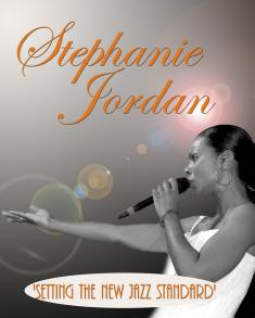 Stephanie Jordan Big Band performs April 30th at New Orleans